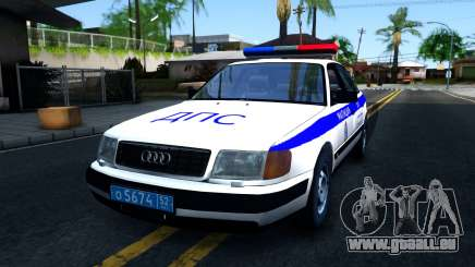 Audi 100 C4 Russian Police pour GTA San Andreas