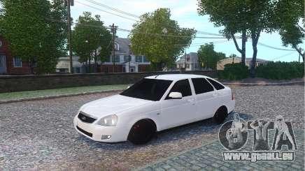 Lada Priora Hatchback pour GTA 4