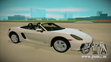 Porcshe Boxster GTS pour GTA San Andreas