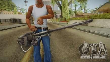 PKT Tank Machine Gun pour GTA San Andreas