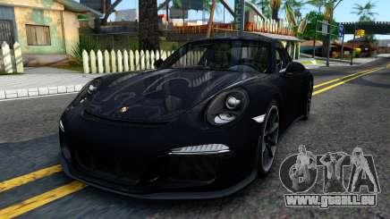 Porsche 911 R 2016 pour GTA San Andreas