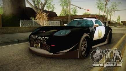 GTA 5 Bravado Banshee Supercop pour GTA San Andreas