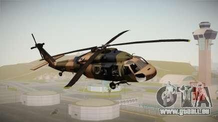 Atak 129 Heli pour GTA San Andreas