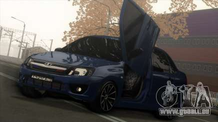 Lada Granta Sedan pour GTA San Andreas