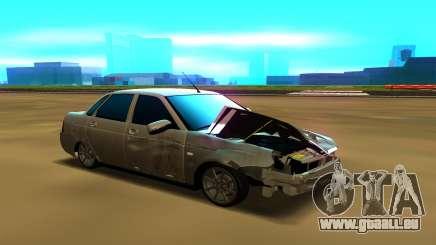 Lada Priora 2170 für GTA San Andreas