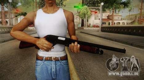 Resident Evil 7 - M37 pour GTA San Andreas troisième écran
