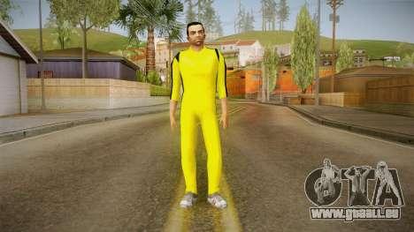 GTA LCS - Tony Yellow Jump Suit für GTA San Andreas zweiten Screenshot