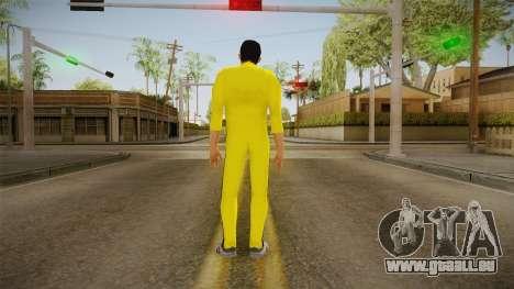 GTA LCS - Tony Yellow Jump Suit für GTA San Andreas dritten Screenshot