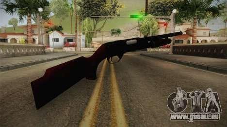 Resident Evil 7 - M37 pour GTA San Andreas deuxième écran