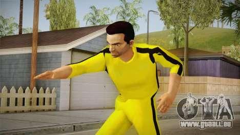GTA LCS - Tony Yellow Jump Suit für GTA San Andreas