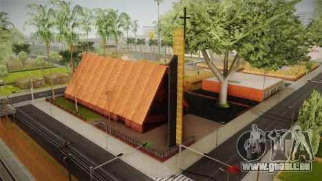4K Surrounding Textures pour GTA San Andreas troisième écran