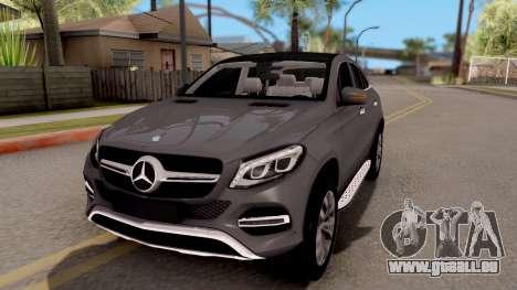Mercedes-Benz GLE 350d für GTA San Andreas