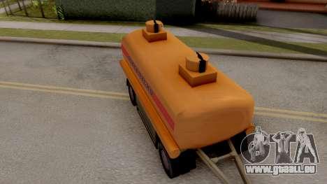 MAZ Remorque pour GTA San Andreas
