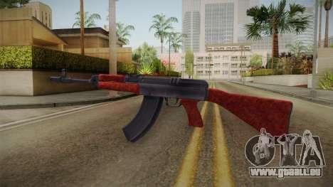 Sa. Vzor 58 für GTA San Andreas zweiten Screenshot