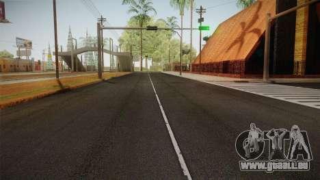 4K Surrounding Textures pour GTA San Andreas quatrième écran
