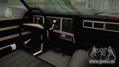 Plymouth Fury Salon (RL41) 1978 HQLM für GTA San Andreas Seitenansicht