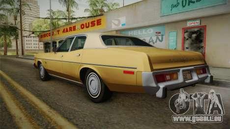 Plymouth Fury Salon (RL41) 1978 HQLM für GTA San Andreas linke Ansicht