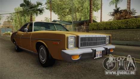 Plymouth Fury Salon (RL41) 1978 HQLM für GTA San Andreas