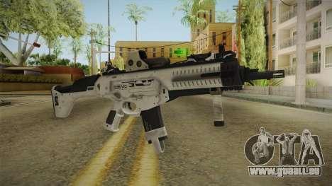 CoD: Ghosts - ARX-160 Holographic für GTA San Andreas