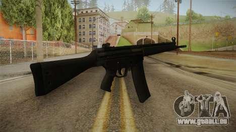 HK-33 Assault Rifle für GTA San Andreas zweiten Screenshot
