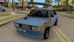 """VAZ 2105 """"Combat Classics"""" für GTA San Andreas"""