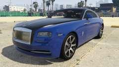 Rolls-Royce Wraith 1.1