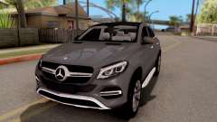 Mercedes-Benz GLE 350d