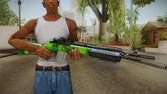 Green Rifle pour GTA San Andreas