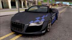 Audi R8 High Speed Police
