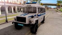 """KAvZ-39766 """"Sadko"""" Police Clearance für GTA San Andreas"""