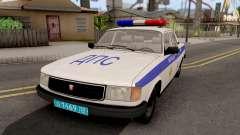 GAZ-31029 DPS de la Police