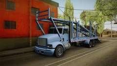 GTA 5 MTL Car Hauler SA Style