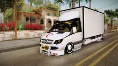 Mercedes-Benz Sprinter v3 pour GTA San Andreas
