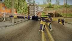 CS:GO - M4A1-S Gold Coil No Silencer pour GTA San Andreas