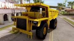 Realistic Dumper Truck