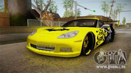 Chevrolet Corvette 2006 Philippines pour GTA San Andreas