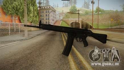 HK-33 Assault Rifle pour GTA San Andreas