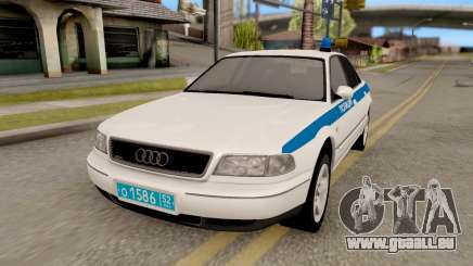 Audi A8 Russian Police pour GTA San Andreas