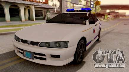 Dinka Chavos Hometown PD 2007 pour GTA San Andreas