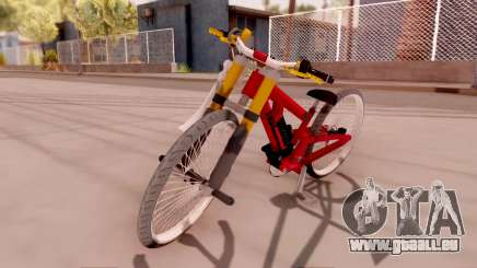 NOX Cycles Mountainbike für GTA San Andreas