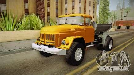 ZIL-130 DE L'AMOUR pour GTA San Andreas