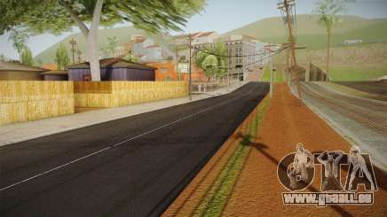 4K Surrounding Textures pour GTA San Andreas
