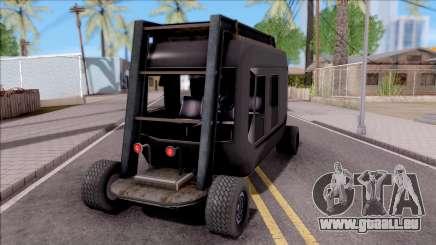 Alien Solair pour GTA San Andreas