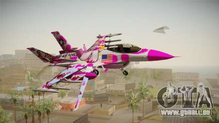 FNAF Air Force Hydra Funtime Foxy für GTA San Andreas