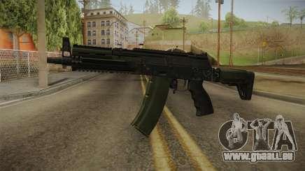 AK-12 BlackGreen für GTA San Andreas