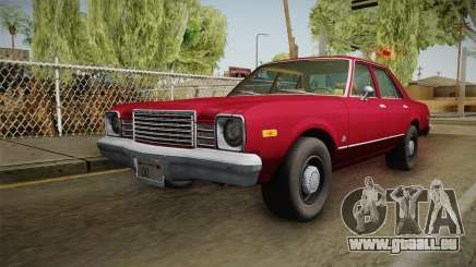 Dodge Aspen 1979 pour GTA San Andreas