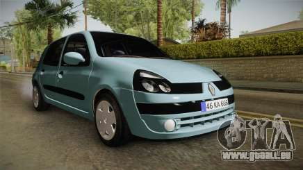 Renault Clio 1.6 16v Hatchback pour GTA San Andreas
