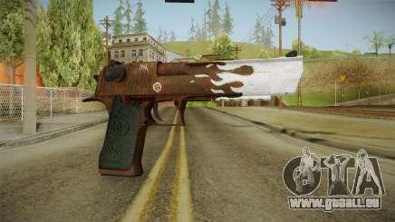 CS:GO - Desert Eagle Corroden für GTA San Andreas