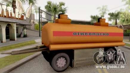 MAZ-Trailer für GTA San Andreas
