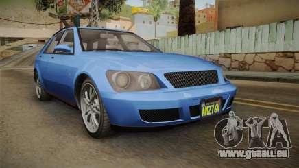 GTA 5 Karin Sultan SW pour GTA San Andreas